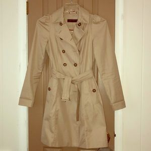 Zara Woman Classic Trench Coat, S